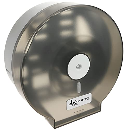 PrimeMatik - Dispensador de Papel higiénico. Portarrollos Industrial
