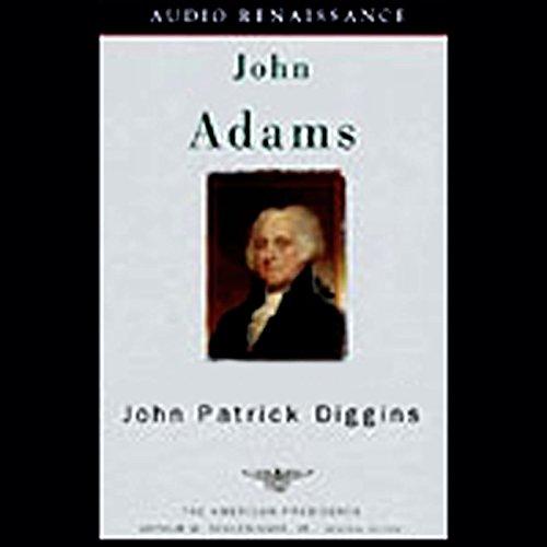 John Adams audiobook cover art