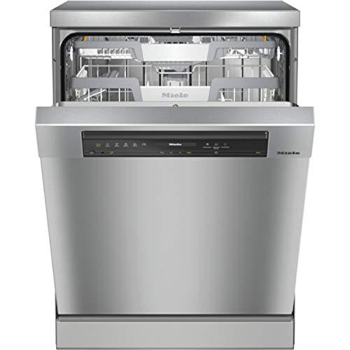Lavavajillas de libre instalación modelo G 4932 SC Front, con bandeja portacubiertos MultiFlex 3D, acero inoxidable, A+++, color gris, 60 x 59,8 x 84,5 centímetros (referencia: Miele 11312940)