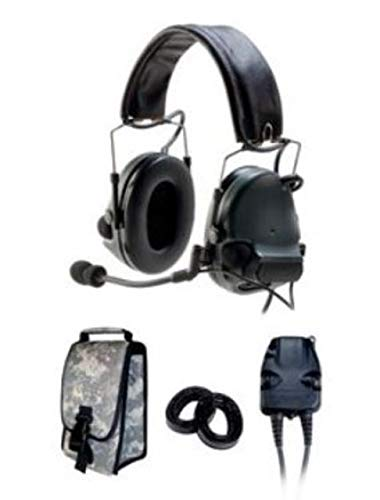 3M Peltor ComTac ACH Neckband Split Audio 88064 88064-B Louisiana