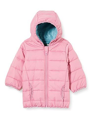 Sterntaler Mädchen Baby-jacke Kapuzen Jacke mit Reißverschluss und Eingrifftaschen, Helllila, 62 EU