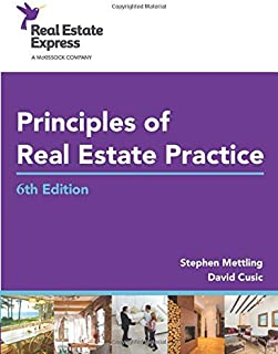 Principles of Real Estate Practice: Real Estate Express 6th Edition