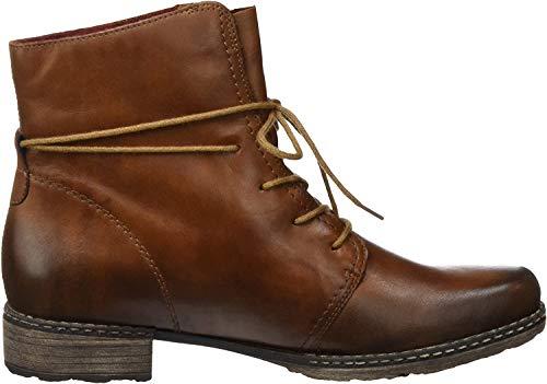 Remonte Damen D4388 Combat Boots, Braun (Chestnut/Chestnut / 24), 42 EU