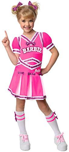 Barbie Cheerleader Costume, Small