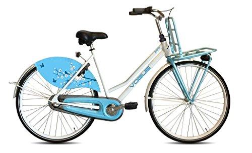 Vogue Paris Damen Fahrrad Hollandrad 28...