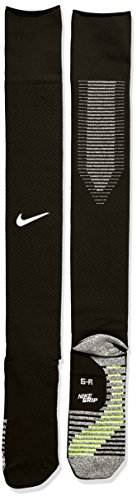 NIKE Grip Strike Light OTC Calcetines, Hombre, Negro (Black/White), 6/7.5