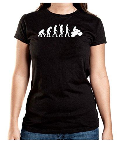 Certified Freak Quad Evolution T-Shirt Girls Black S