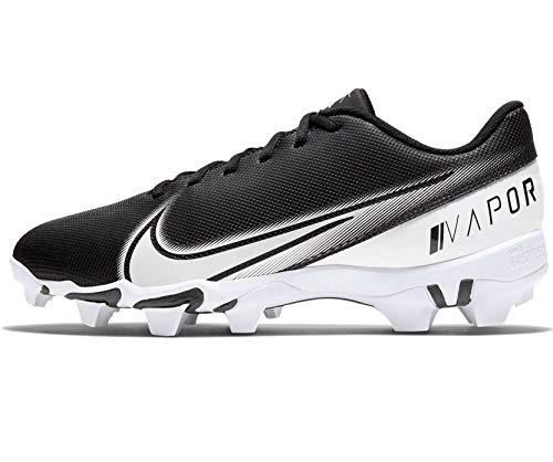 Nike Vapor Edge Shark Mens Football Cleat Cd0074-001 Size 11.5 Black/White
