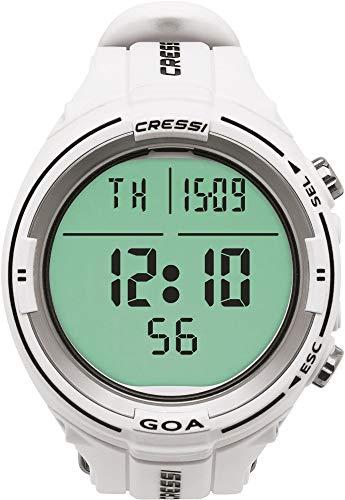 Cressi Goa Und Uhr Bild