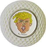 Mobile Pro Shop Donald Trump Metal Poker Chip with Make America Great Again Golf Ball Marker Pack of...