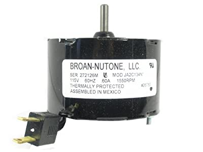 NuTone 26750ser Ventilation Fan Motor