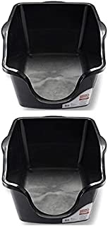 Nature's Miracle High-Sided Litter Box 2-Pack
