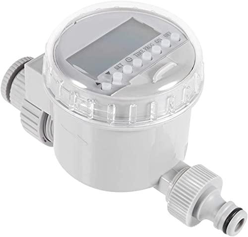 GXT Temporizador de Agua, Temporizador de Agua de jardín Temporizador de Grifo Temporizador de riego automático Exterior