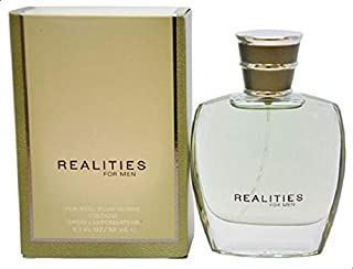 Realities by Liz Claiborne for Men -Cologne, 50 ml-