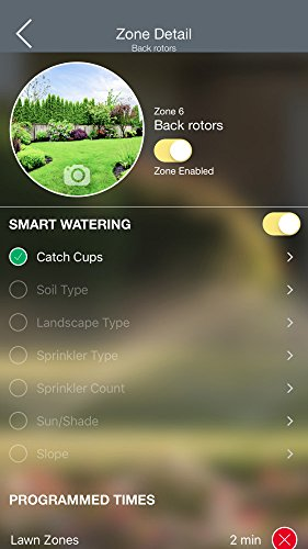 Spice up your garden with a smart irrigation controller 21