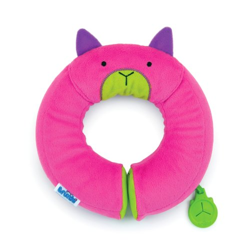 Trunki Kids Travel Neck Pillow with Magnetic Childs Chin Support...
