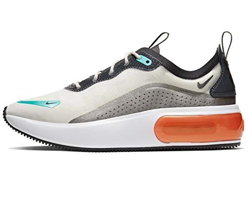 Nike Womens Air Max Dia Running Shoes (Phantom/Iron Grey-MTLC Tawny, Numeric_9)
