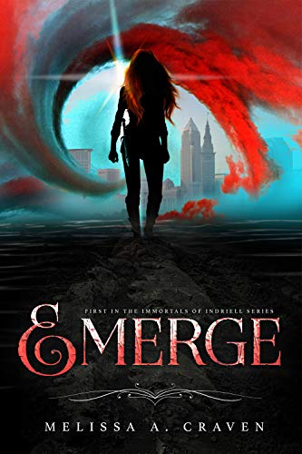 Book Cover for Emerge