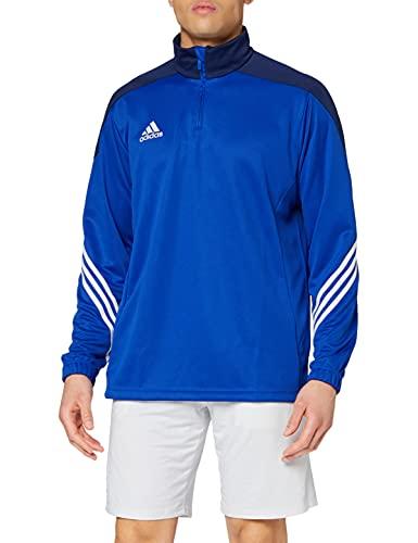 adidas Sere14 TRG TOP - Sudadera para hombre, color azul / blanco, talla XL