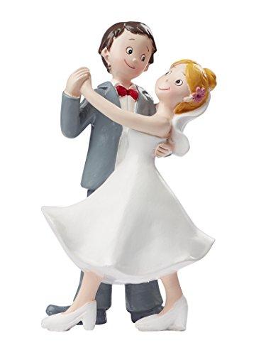 Hochzeitspaar tanzend ca. 15 cm