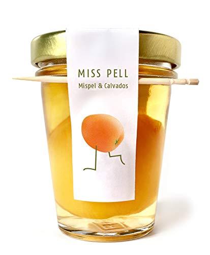 Mispelchen MISS PELL Mispel & Calvados   Das Frankfurter Kultgetränk genussfertig im Glas 50ml