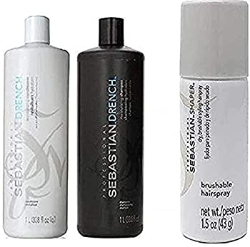 drench shampoo and conditioner