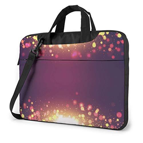 AmyNovelty Notebooktasche,Hintergrundbild Laptop Umhängetasche, Genähte Business-Aktentaschen Für Jungen Mädchen,40x29x2cm