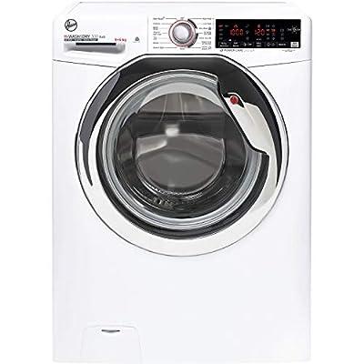 Hoover H3DS696TAMCE-80 H-Wash 9kg Wash 6kg Dry Freestanding Washer Dryer- White