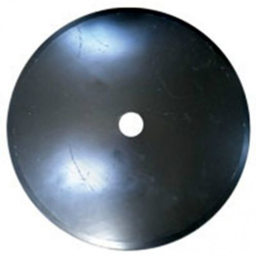 All States Ag Parts Parts A.S.A.P. Disc Blade 24' Smooth Edge 1/4' Thickness 1-1/2' Round Axle