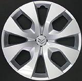 'Lot de 4enjoliveurs avec diamètre de 16pour Citroën C3Picasso 2009