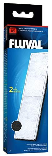 Fluval A491 - Cartucho para filtro U3, 3 x 2 unidades