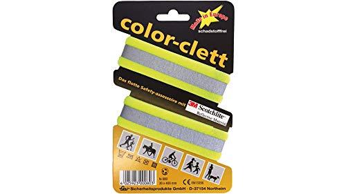 Fasi Color-Clett Reflexband paar