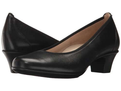 SAS(サス) レディース 女性用 シューズ 靴 ヒール アンクル Milano – Black 11 (WW) Double Wide [並行輸入品]