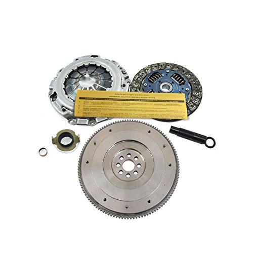 EXEDY CLUTCH KIT KHC10 w/EFT OEM FLYWHEEL for ACURA TSX/HONDA ACCORD 2.4L 4CYL K24A