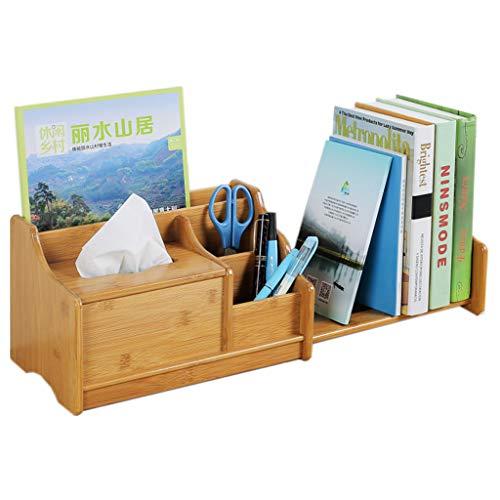 Bureau Petite étagère, étagère Simple Table Rack Rangement boîte étudiant Bureau Bureau Petite étagère de Stockage de bibliothèque