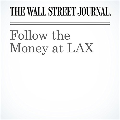 Follow the Money at LAX cover art