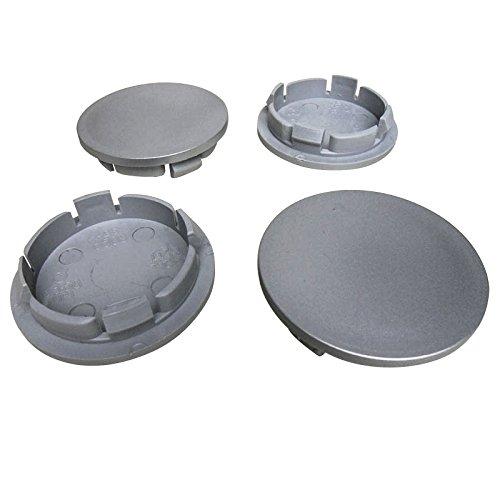 4x Nabenkappen 66,5 mm / 56 mm Nabendeckel Universal Kappen 66,5/56,0 mm Deckel Felgendeckel