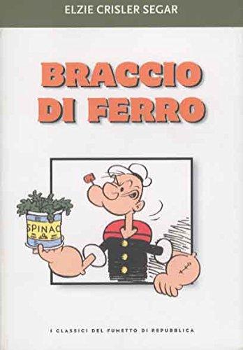 FUMETTO DI REPUBBLICA N.45 - BRACCIO DI FERRO
