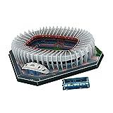 Puzzle 3D - Building- Kit De Construction De Modèle De Stade 3D Stadium Puzzle Pour Enfants Adultes