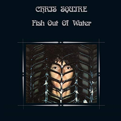 Chris Squire - Fish Out Of Water: Blu Ray High Resolution Audio Edition