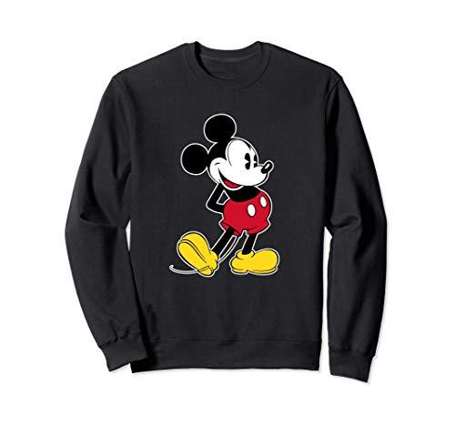 Disney Mickey Mouse Classic Pose Sudadera
