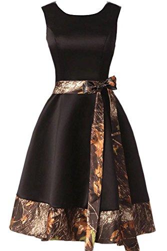 Chloyi Choice Camo Homecoming Dress Short Prom Gown Bridesmaid Dress Ch12