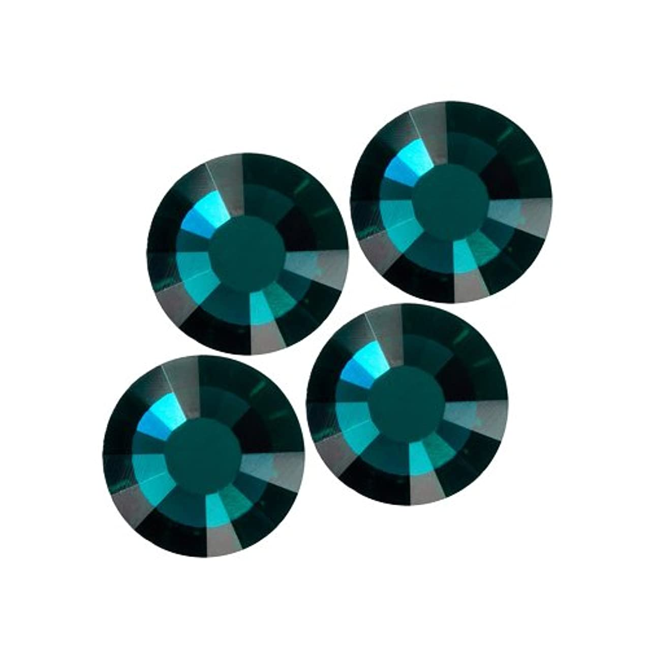 光沢のある証書体系的にバイナル DIAMOND RHINESTONE エメラルド SS8 720粒 ST-SS8-EME-5G