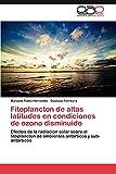 Fitoplancton de altas latitudes en condiciones de ozono...