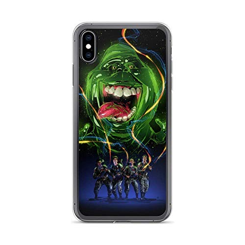 Phone Custodia Case Cover Compatibile iPhone 6 /6s Case Anti-Scratch Motion Picture Transparent Cases Cover Ghostbusters Movie Fanart Movies Video Film