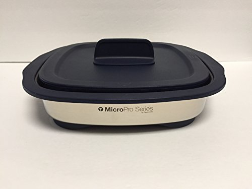Tupperware Micropro Grill - Grilling In Your Microwave - New In Unopened Box!
