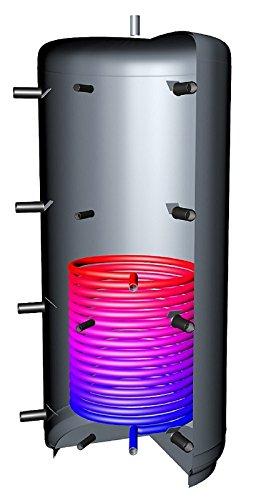 Pufferspeicher 300 Liter Warmwasserspeicher Solarwärmetauscher