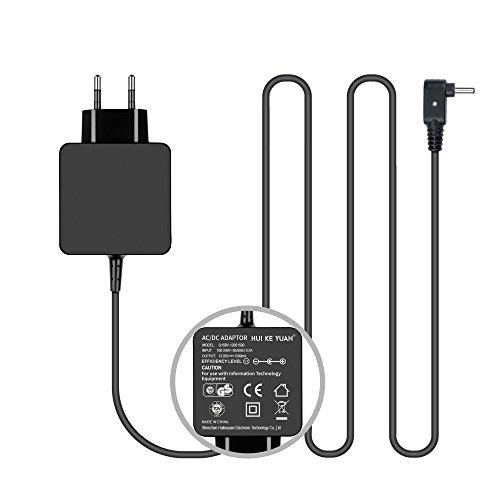 TÜV HKY 12V DC Tablet Netzteil Ladegerät Ladekabel AC Adapter für Acer Iconia A100 A101 A180 A200 A210 A211 A500 A501 W3 W3-810, Aspire Switch 10 11, Lenovo Miix 2 10