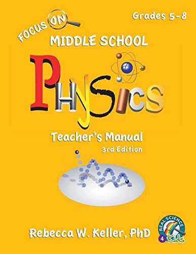 Price comparison product image Focus On Middle School Physics Teacher's Manual 3rd Edition