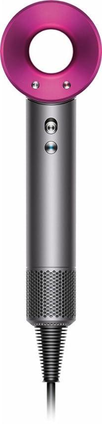 見込み顕微鏡図書館Dyson Supersonic アイアン/フューシャ HD01 IIF